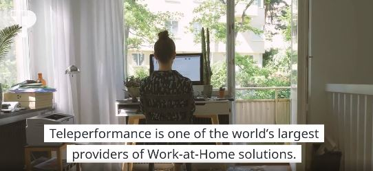 Risikominderung: Die Work-at-Home-Lösungen von Teleperformance